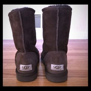 Ugg classic brown 7